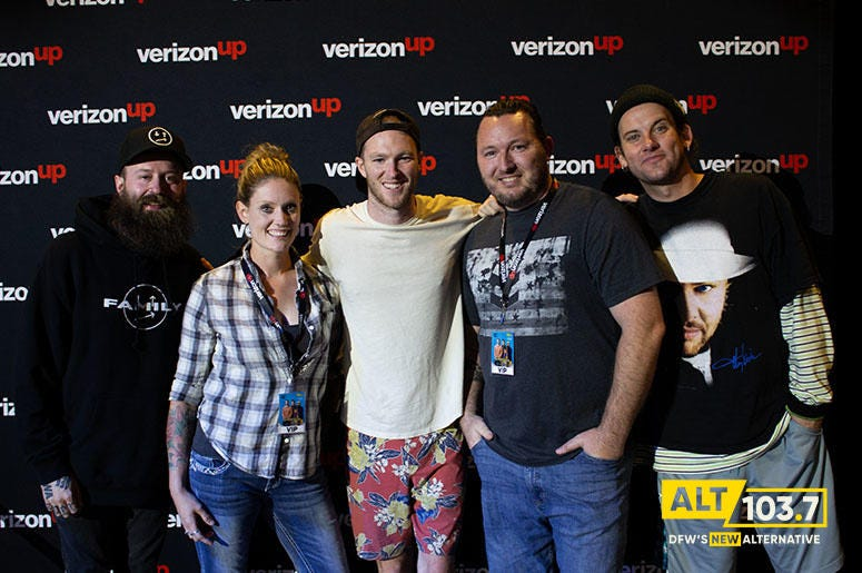 Judah & The Lion Meet & Greet At The Verizon Artist Lounge