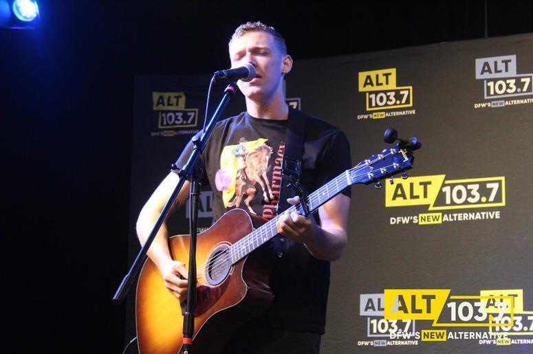 Matt Maeson Live In The Verizon Artist Lounge