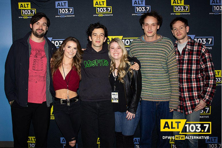 The 1975 Meet And Greet At ALTerium