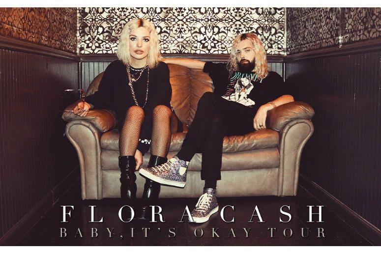 Flora Cash