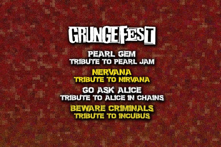 grunge fest