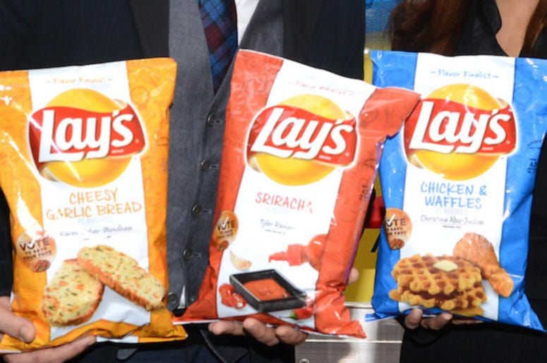 Lay's, Potato Chips, Bag