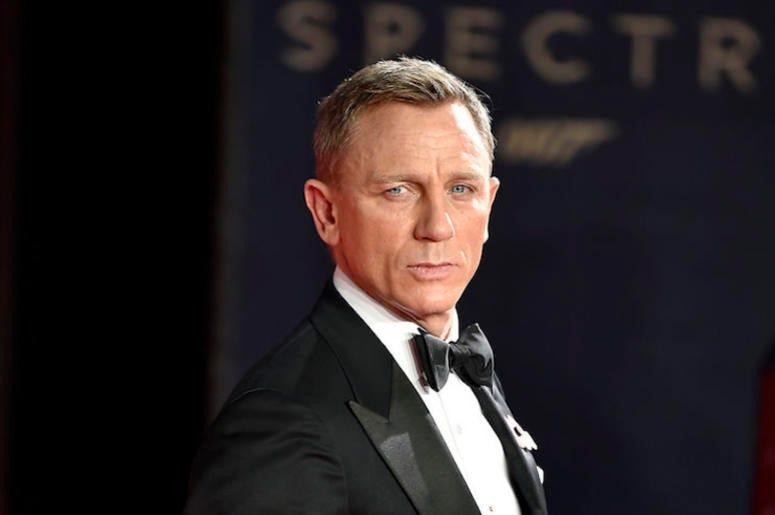 Daniel Craig, Red Carpet, James Bond, Spectre, Premiere, Tuxedo, 2015