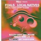 ALT 103.7 Presents Local Natives & Foals