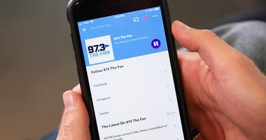 973 The Fan RADIOdotCOM APP