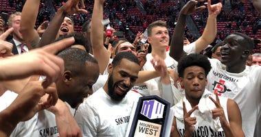 SDSU Wins MW Championship