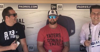 Kirby Yates Ben And Woods