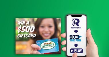 radio.com app contest sprouts