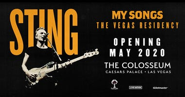 Sting in Vegas