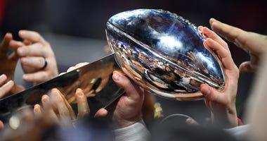 Super Bowl LIII-New England Patriots