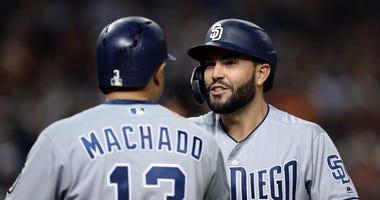 Manny Machado and Eric Hosmer
