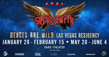 Aerosmith Deuces Wild