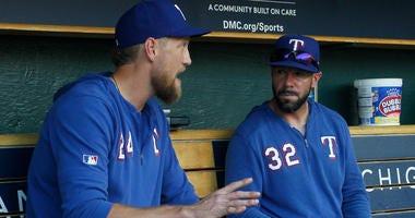 Rangers Asst Hitting Coach Callix Crabbe Talks Jayce Tingler