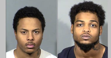 Mugshots of murder suspects from 2-13-20