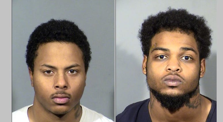 Mugshots of murder suspects from 2-13-20