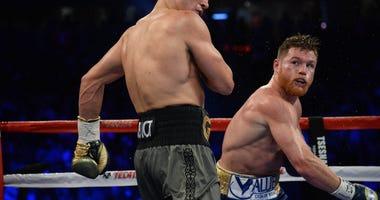 Alvarez vs. Golovkin