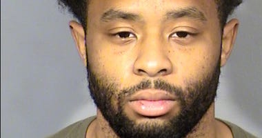 Mugshot of sexual assault suspect Jordan Artis