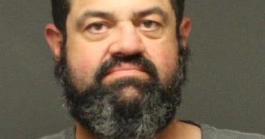 Mug shot of DUI suspect Jordan Barson