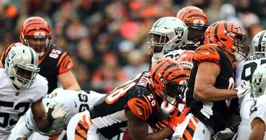 Oakland Raiders vs. Cincinnati Bengals