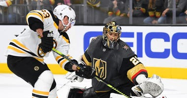 Boston Bruins vs. Vegas Golden Knights