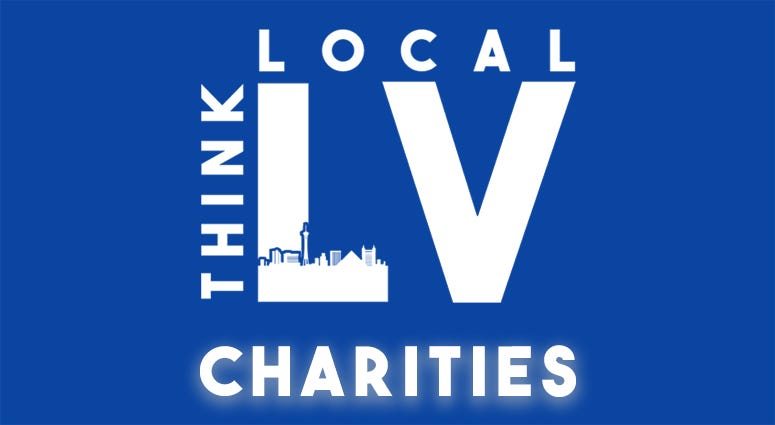 Think Local LV – Charities