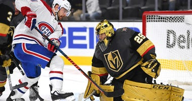 Montreal Canadiens vs. Vegas Golden Knights