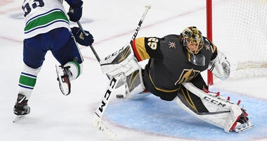 Canucks vs. Golden Knights
