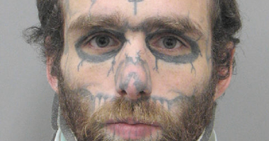 Mug shot of suspected shooter Christopher McDonnell