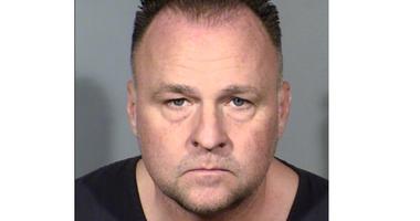 Mug shot of sexual assault suspect Christopher Peto