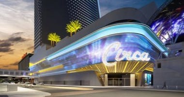 Animation of the new Circa resort downtown