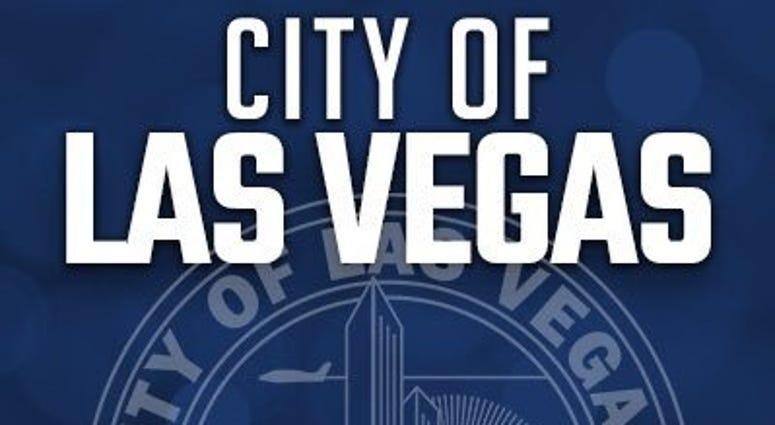Logo for the City of Las Vegas