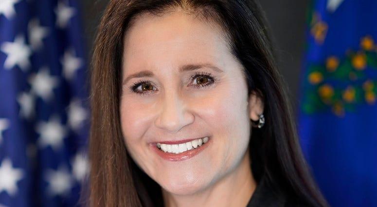 NHP Commander Anne Carpenter