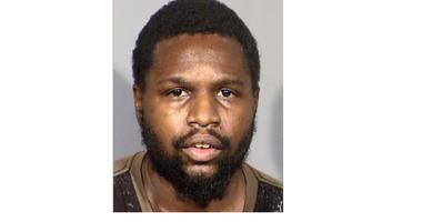 Mug shot of accused sex trafficker Denzel Lloyd