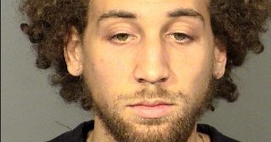 Mugshot of Sexual Assault suspect Donovan Fox