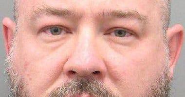 Mug Shot Of Murder Suspect Edward Croaker