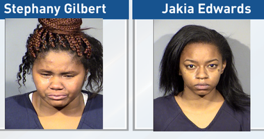 Two women arrested for elder abuse on 1-4-21