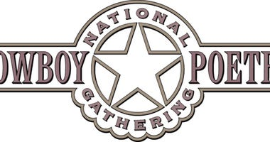 Logo for the Elko National Cowboy Poetry Gathering