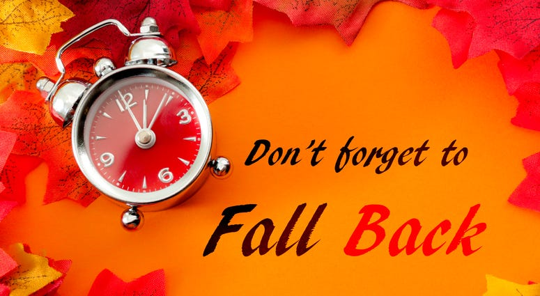 As You Change Your Clocks Change Smoke Detector Batteries Kxnt