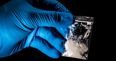 Illegal fentanyl is safely handled and contained