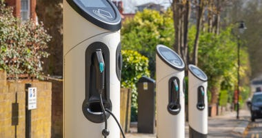 Ports used to charge up electric cars