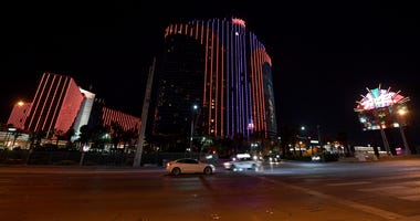 An exterior view shows the Rio Hotel & Casino on December 5, 2019 in Las Vegas, Nevada.