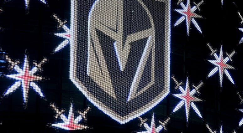 The Logo Of The Vegas Golden Knights