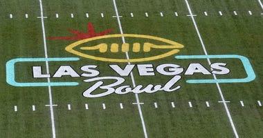 View Of Sam Boyd Stadium During The Las Vegas Bowl