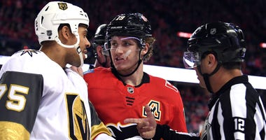 Vegas Golden Knights vs. Calgary Flames