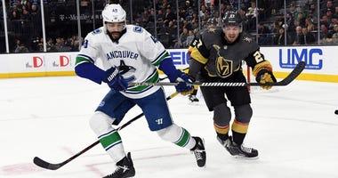 Golden Knights vs. Canucks