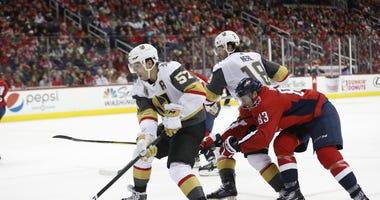 Golden Knights vs. Capitals
