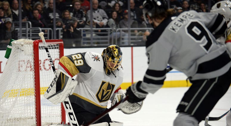 Vegas Golden Knights vs. Los Angeles Kings