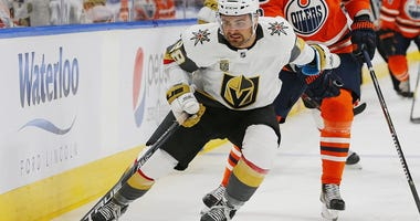 Golden Knights vs. Oilers