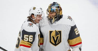 Golden Knights vs. Wild