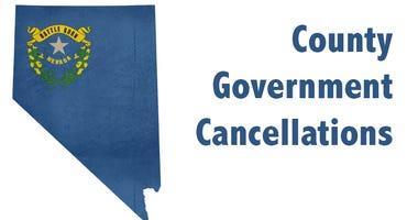 Clark County Cancelations